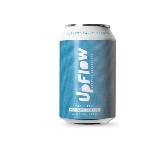 UpFlow Pale Ale  Alcohol Free Beer (0.5% ABV)